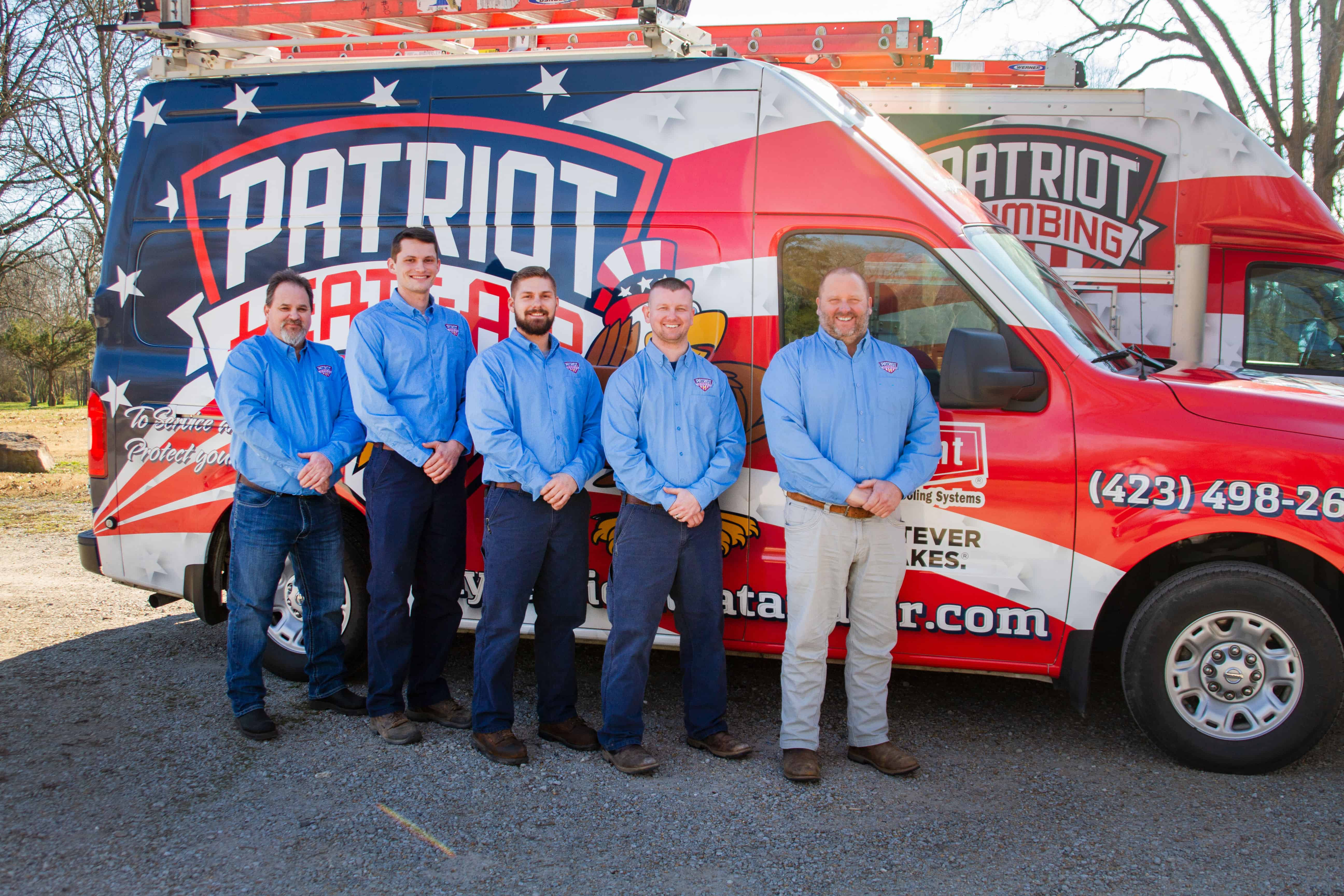 Lookout Mountain Plumber Patriot Plumbing Services TN